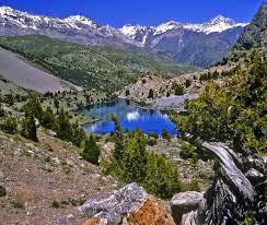 Таджикистан - привлекательная туристическая зона