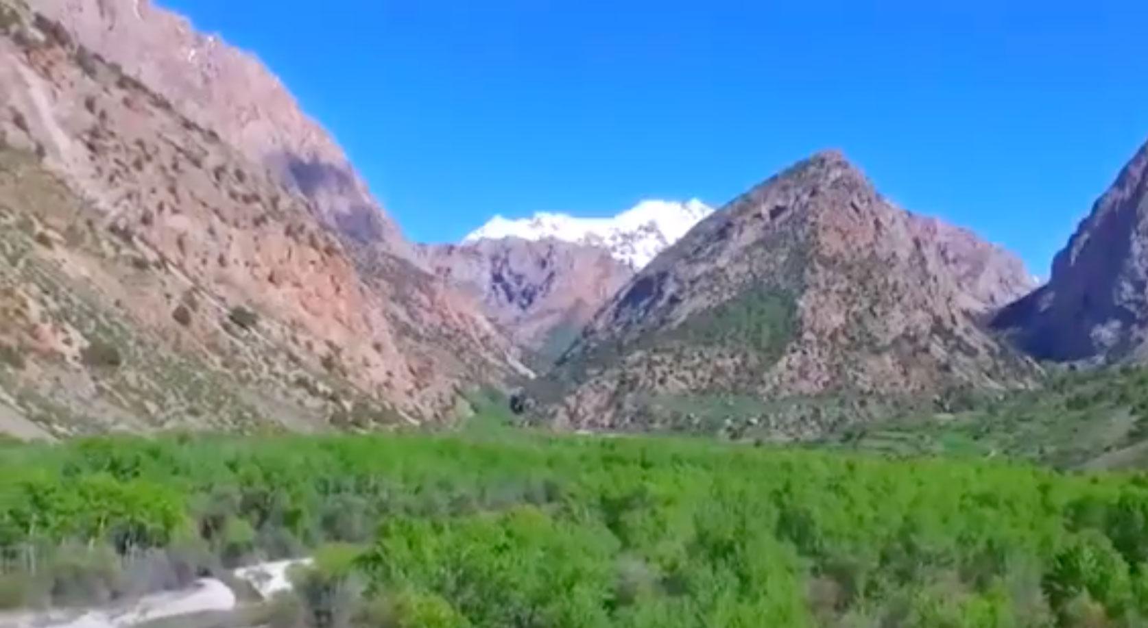 Манзараҳои Тоҷикистон